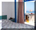 Akti Studios has 1 apartment  for 5 persons, 1 for 4 persons and 10 studios for 2 persons
