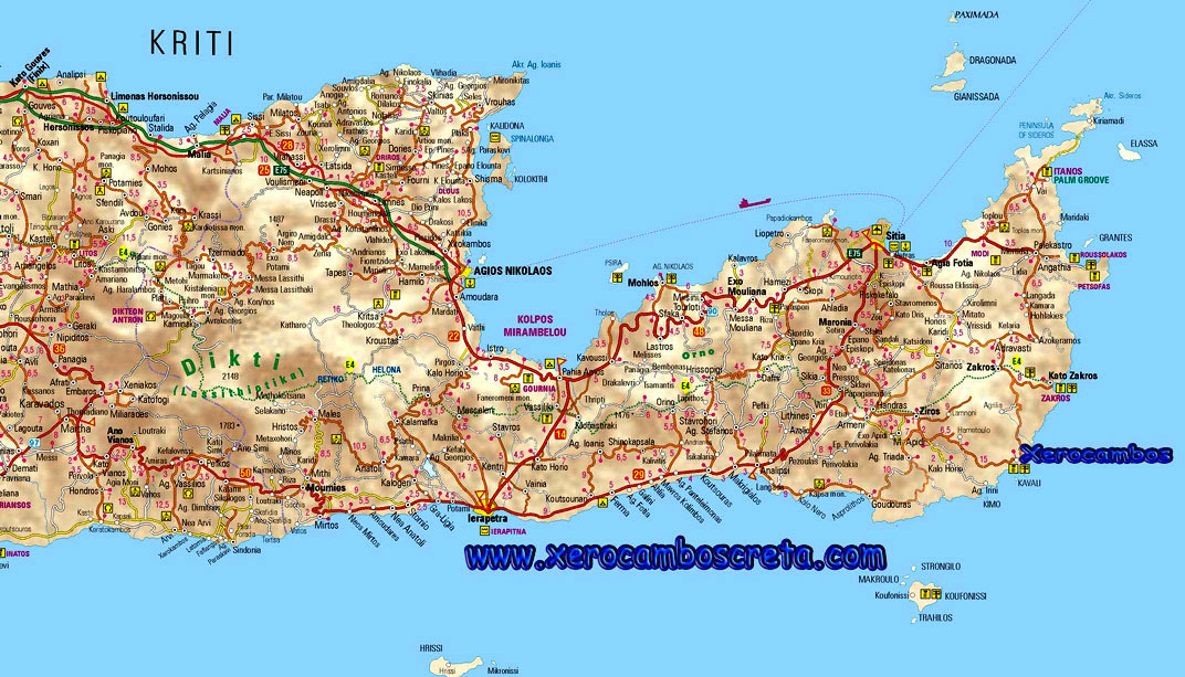 Appartamenti A Creta
