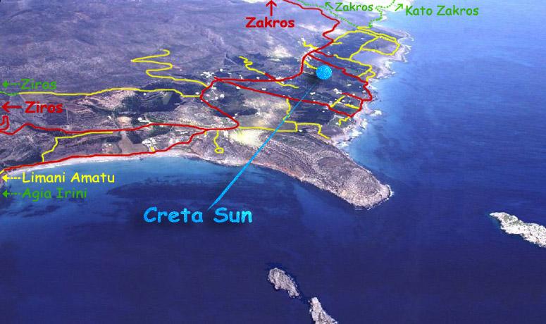 Creta Sun Xerokampos 214 Stra Kreta